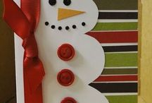 Christmas cards/craft
