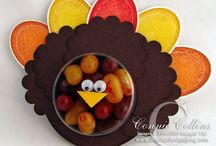 Thanksgiving cards/crafts