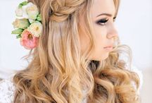 ღ Beautiful Hair / What I love about hair is that their are tons of different ways to style it <3