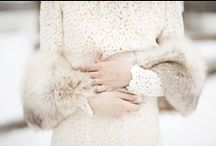 Bridal Winter Warmers  / Getting married in winter? Looking for ways to stay warm and still look gorgeous? Have a look at some of these stunning ideas!