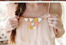 DIY - Clothes & Accesories