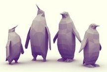 3D / Animación y modelado 3D / by Roger Pérez