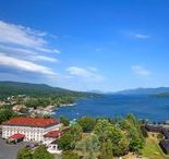 Fort William Henry Hotel and Conference Center / Fort William Henry Hotel, located in Lake George New York. open year round.