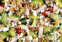 Food: Veggies, Sides and Salads / by Sheresa O'Keefe