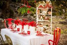 Captivating Wedding Tablescapes