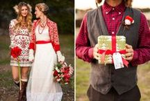 """Colourful Wedding Themes  / Bridal Inspiration- From wedding theme to color blocking!  Still deciding on the color of your bridesmaid dresses? How about your floral colorscape? Going for the popular Rustic wedding theme? How about Whimsical! or a unique wedding theme tailored for the bride? Our """"Colourful Wedding Themes"""" board is here to help with a little inspiration!"""
