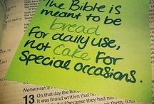 Bible Scriptures