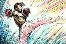 Martial Arts / Lo mejor de las artes marciales / by Roger Pérez