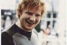 Ed Sheeran / by Cierra Isakson