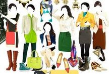 Vaatteita ja asusteita Kirkas kevät/ Clothes and accesories Bright Spring