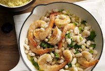 Recipes - Seafood Dishes