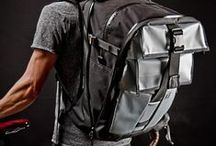 Backpacks / I carry a lot of stuff around. These are the best for it.