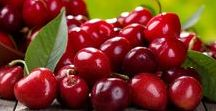 Kirsikkaherkkuja /delicious cherries
