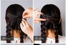 hair / My idea of a perfect 'do. / by Katy Olsen