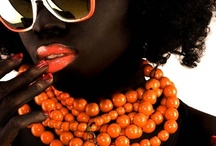Visual Source Files - Outrageously Orange / by GlamazonGirls Glow