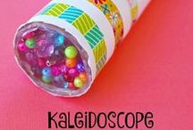 Kids Crafts Galore / Fun and inspiring crafts for kids, including crafts for toddlers and preschoolers. Don't forget homemade kids DIY gifts too!