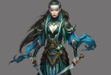 Costume Inspiration / costuming and character inspiration  / by Erica Blain