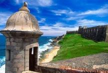 Mi Isla del Encanto / My beautiful island, Puerto Rico