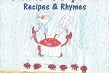 Recipes & Rhymes / Check out our Recipe and a Rhyme...weekly on MomsEveryday.com / by MomsEveryday .com