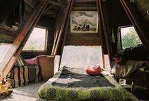 i ett rum, i ett slott, i drömmarnas land