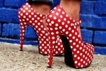 Hot shoes! / by Stephanie Rinehart Payne