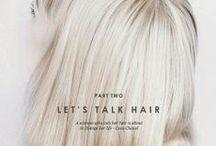 Let's talk hair / by Thelma Sigurdórsdóttir