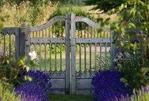 Garden...Doors, Gates and Windows