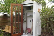 Garden...Sheds and Outhouses