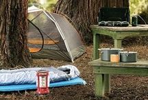 Camping Ideas and Camping Hacks / Everything camping - camping hacks, camping ideas, camping gear, and camping food