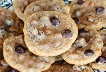 C is for Cookie / If you are craving cookies, then you will want to try one of these delicious cookie recipes. Cookies are fun to bake with kids and are the perfect sweet treat any time of day - not just for dessert!