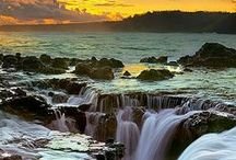 Hawaii / Favorite spots in Hawaii