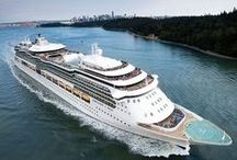 Cruises / Cruise Ships I've Been On / by Johnny Jet
