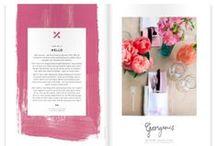 design: layout / by Katy Olsen