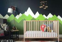 Baby Bryf's Colorado Nursery / Colorado Mountains