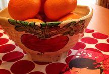 New Year/ Lunar New Year - food & deco