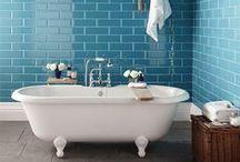 Banheiros / Sou apaixonada por banheiros. Por esses então...