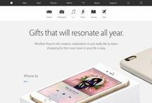 UX / UI / e-store / Web design inspiration board with focus on web stores and e-commerce