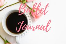 Bullet Journal / Bullet Journal ideas for beginners and advanced user. Bullet journal is like having a written computer in your hand. These tips will give you an idea of how to start a bullet journal.