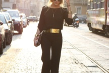 Fashion File / by Heather Cowdell