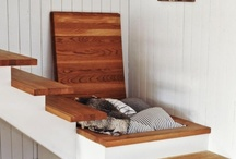 Storage ideas for your home / Get creative ideas for more storage. We all need more of it - here's your inspiration.