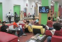 Teen Spaces / Spaces created just for teens at Suffolk Public Libraries