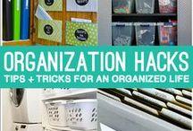 Get Organized / by Heather Cowdell