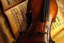 Violin/ Music / by Kim M