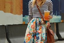 What I want to dress like. / Proper style if I had the perfect body and an unlimited budget.  / by Melissa Dingmon