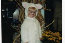 DIY costumes / Over the years, I have made probably close to 30 costumes for kids, usually my own. I have a few pictures of them, that I will share here. I hope it will inspire others to do the same. Learning to sew is the BEST thing you can do, there are many creative costumes with little or no sewing as well.