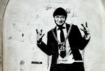 » Street art