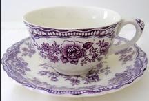 Teacups & Teapots / by Jackie Jones