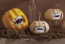 Halloween / by Valerie Cimarossa