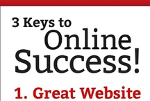 Internet Marketing Training Links / Learn about Internet Marketing with these Webinars.   Learn the secrets of making a great website, choosing good keywords, and using social media marketing to your advantage!