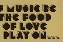 If Music be the Food of Love.. / artist, lyrics, clips / by Fathia Anindita